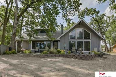 Saunders County Single Family Home For Sale: 980 County Rd W S-1105