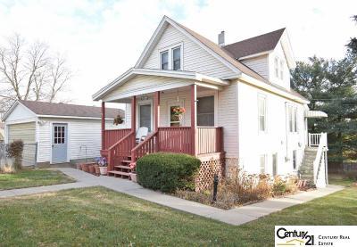 Omaha Single Family Home New: 3823 S 33rd Street