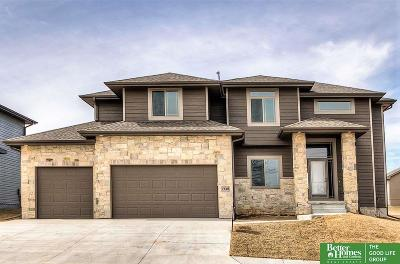 Bennington Single Family Home For Sale: 7328 N 168 Avenue