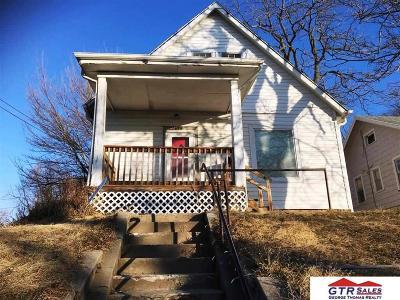 Omaha Single Family Home New: 2916 Myrtle Avenue