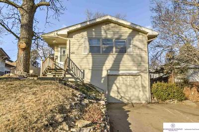 Omaha Single Family Home New: 6210 Woolworth Avenue