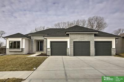 Omaha Single Family Home New: 11018 S 174th Street
