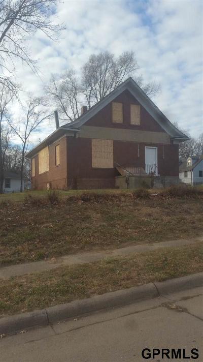 Omaha Single Family Home New: 5018 N 46 Street