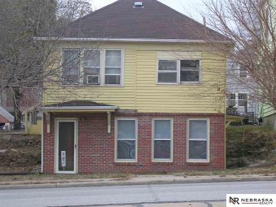 Omaha Multi Family Home For Sale: 4104 Cuming Street