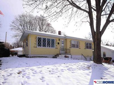 Omaha Single Family Home For Sale: 3011 S 49 Street