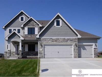 Elkhorn Single Family Home For Sale: 3816 N 191 Street Circle