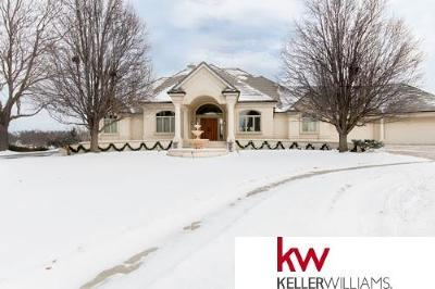 Omaha Single Family Home For Sale: 2237 S 189th Avenue Circle