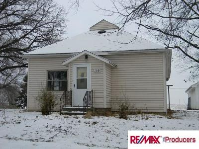 Saunders County Single Family Home For Sale: 210 Natchez Street