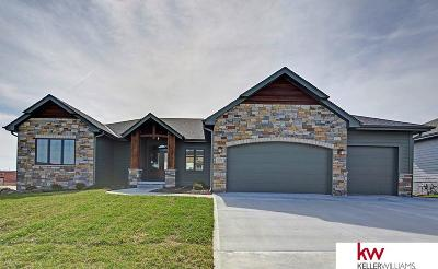 Elkhorn Single Family Home For Sale: 1317 S 208 Street