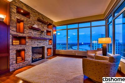 Omaha Condo/Townhouse For Sale: 555 Riverfront Plaza #PH