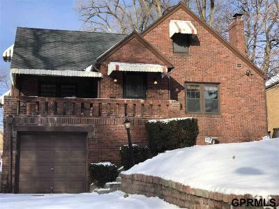 Omaha Single Family Home For Sale: 4940 Franklin Street