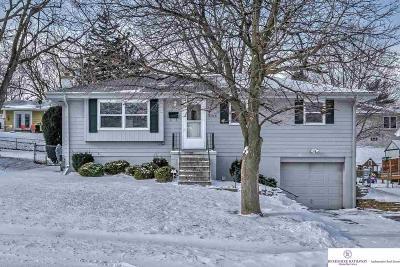 Omaha NE Single Family Home New: $142,500