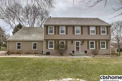Omaha Single Family Home New: 20885 Roundup Road