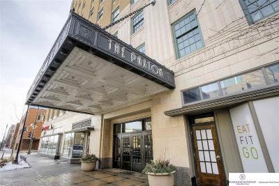 Omaha Condo/Townhouse For Sale: 1403 Farnam Street #612