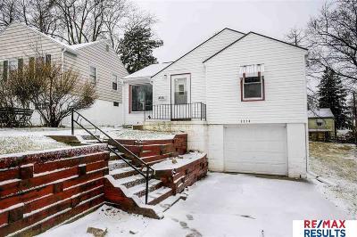 Omaha Single Family Home For Sale: 4114 N 53rd Street