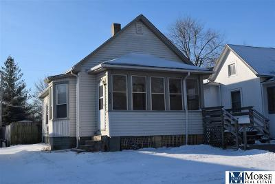 Council Bluffs Single Family Home For Sale: 2205 6th Avenue