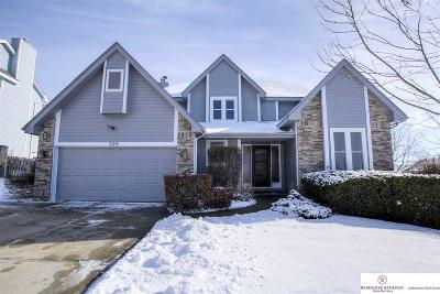 Papillion Single Family Home For Sale: 509 Deer Run Lane