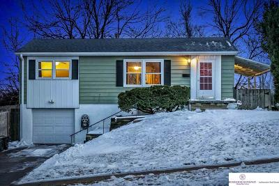 Single Family Home For Sale: 7805 Franklin Street