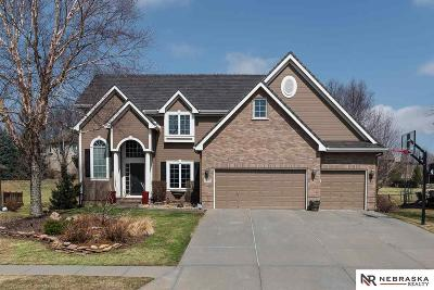 Omaha Single Family Home For Sale: 2416 S 186th Circle