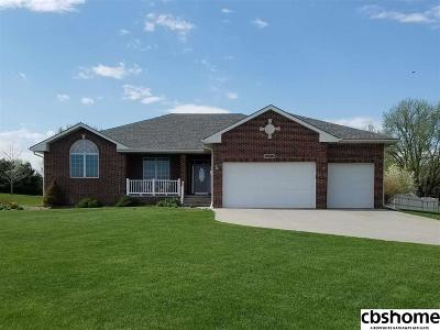 Saunders County Single Family Home For Sale: 2603 Tepee Circle