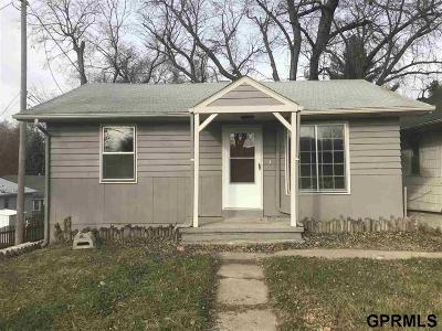 Omaha Single Family Home For Sale: 6546 Franklin Street