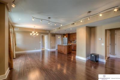 Omaha Condo/Townhouse For Sale: 1403 Farnam Street #1004