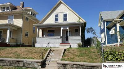 Single Family Home For Sale: 1952 S 15 Street
