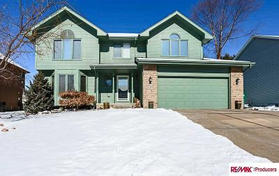 Papillion Single Family Home For Sale: 922 Hogan Drive