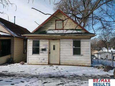 Single Family Home For Sale: 5814 S 20 Street