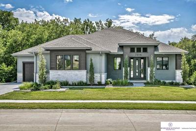 Omaha Single Family Home Model Home Not For Sale: 3216 N 179 Street