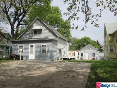 Omaha Single Family Home New: 4215 S 21st Street