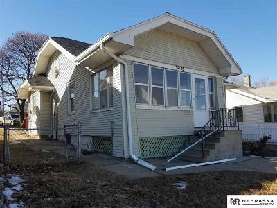 Omaha Single Family Home New: 3448 S 16 Street