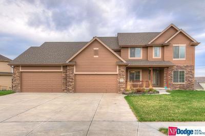 Papillion Single Family Home For Sale: 6654 Crest Ridge Drive