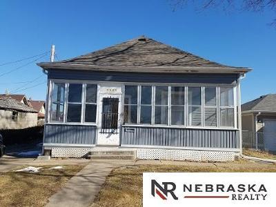 Omaha Single Family Home New: 3825 N 17 Street