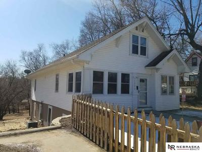 Omaha Single Family Home For Sale: 1805 M Street
