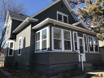 Omaha Single Family Home New: 4422 S 18 Street