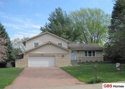 Omaha Single Family Home New: 12624 Schroeder Circle