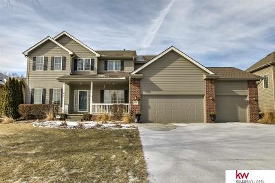 Omaha Single Family Home New: 6168 S 175th Terrace