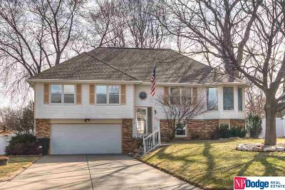 Papillion Single Family Home For Sale: 705 S Taylor Circle