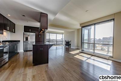 Omaha Condo/Townhouse For Sale: 120 S 31st Avenue #5305