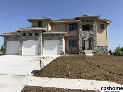 Papillion Single Family Home For Sale: 11460 Schirra Street