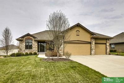 Papillion Single Family Home For Sale: 7708 Ponderosa Drive