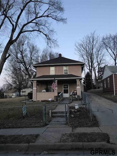 Omaha NE Single Family Home New: $69,500