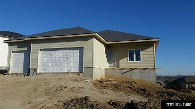 Plattsmouth Single Family Home New: 3322 Fairway Drive