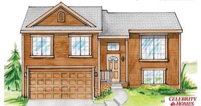 Omaha Single Family Home New: 9029 Potter Street