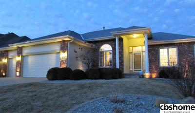 Papillion Single Family Home New: 5206 Woodlane Drive