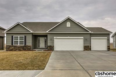 Gretna Single Family Home New: 10816 S 215 Street