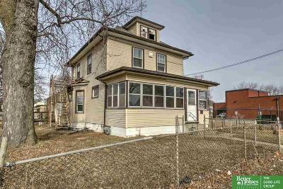 Omaha NE Single Family Home New: $60,000