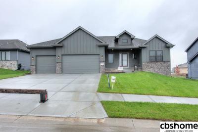 Bennington Single Family Home For Sale: 7384 N 169 Street
