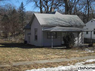 Omaha NE Single Family Home New: $50,000